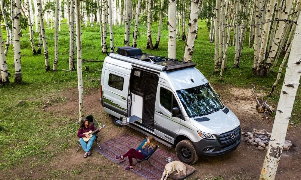 Winnebago Revel Camper Van These Amazing Camper Vans Will Make You Crave for a Life on the Road