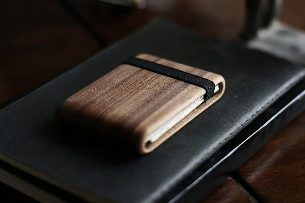 Wood Wallet 8 Unique Wood Wallet Choices for Men in 2021