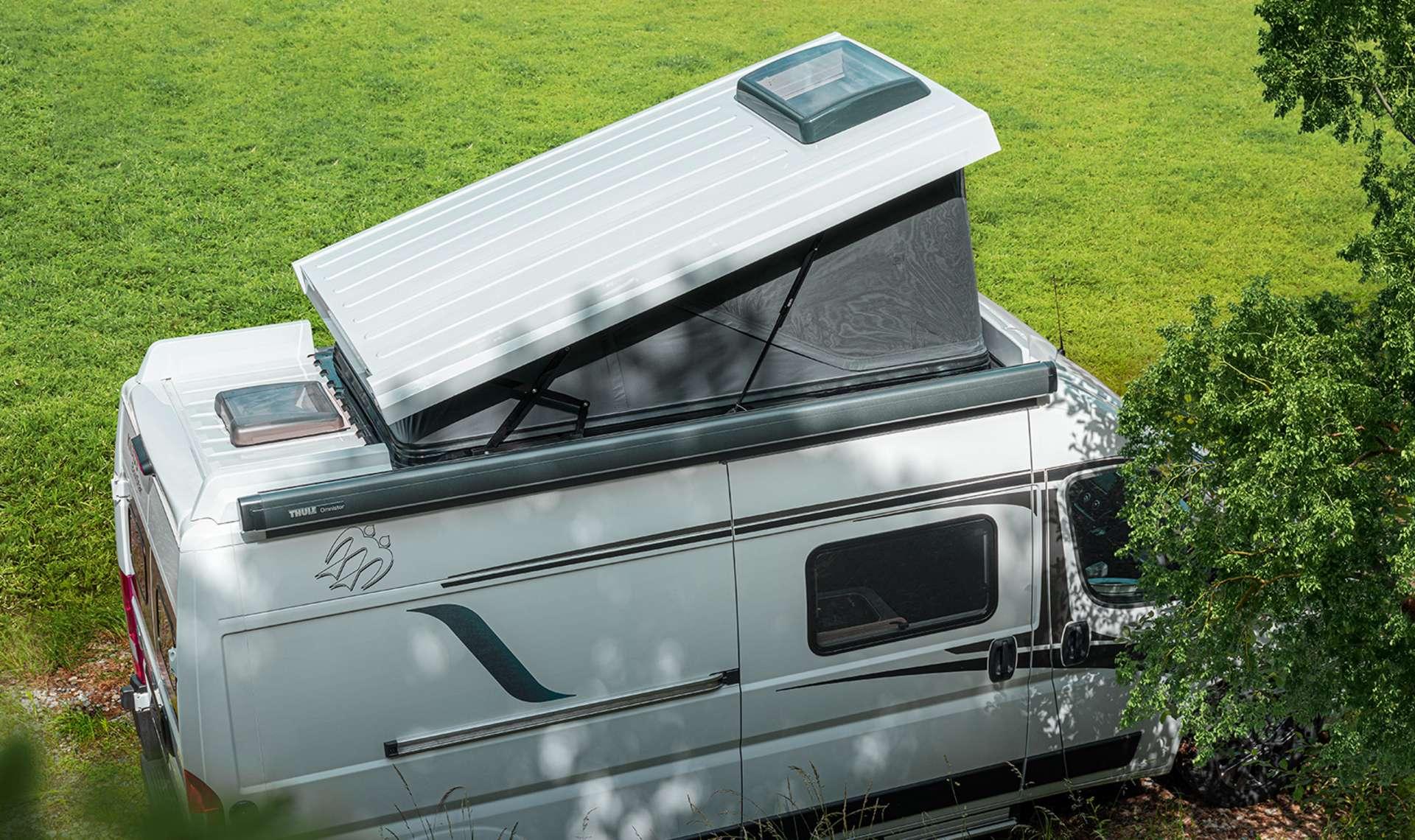 Knaus Tabbert Pop-Up Roof Camper