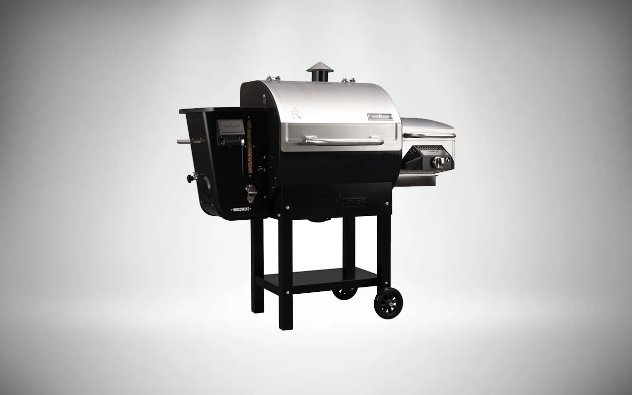 Camp Chef Woodwind Wi-Fi Equipped Pellet Grill