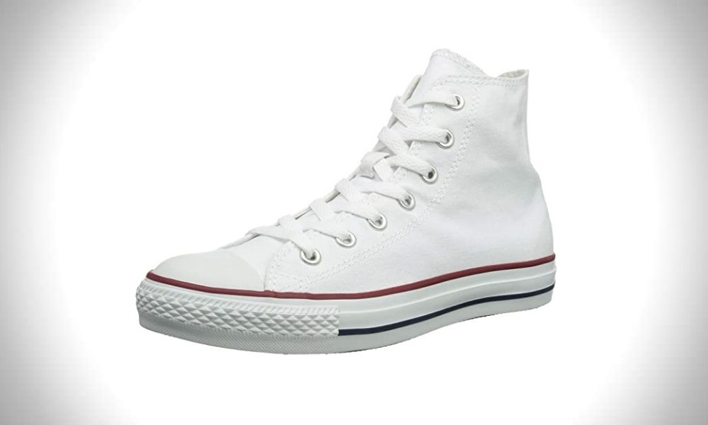 Converse Chuck Taylor All Star High Top mens white canvas Sneakers