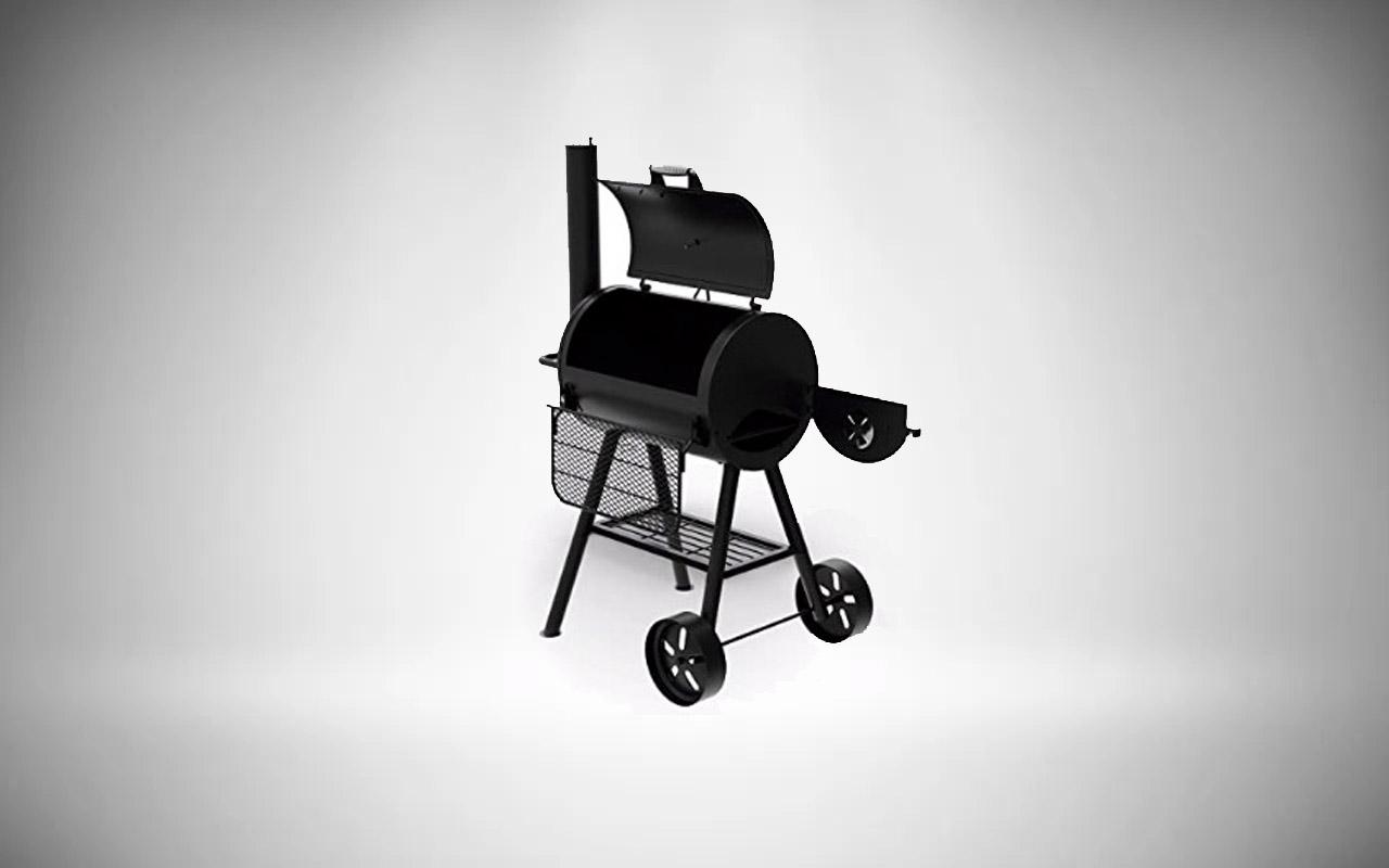 Dyna-Glo grills