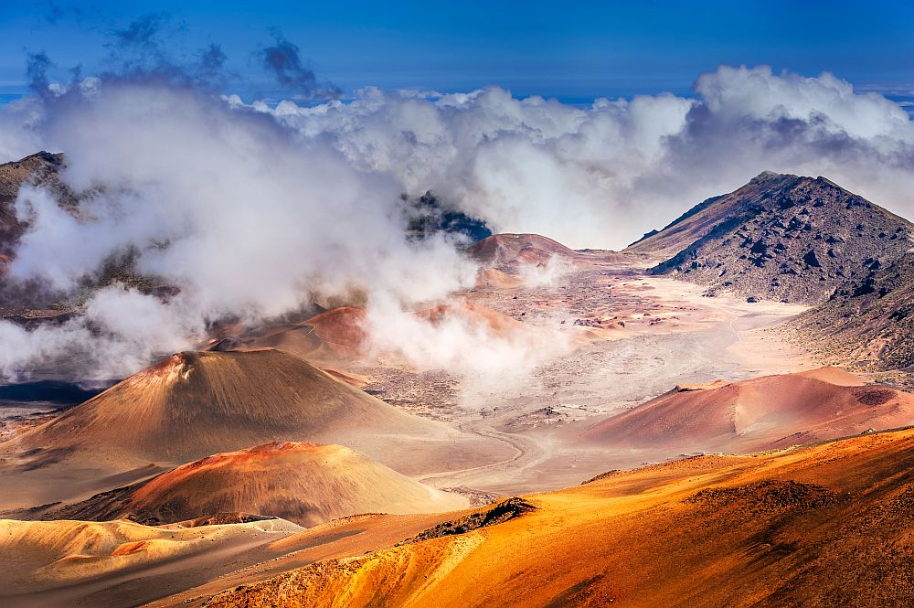 Haleakala Volcano on Maui island in Hawaii 8 Of the Most Beautiful Places in Hawaii You Must Visit (2021 Edition)