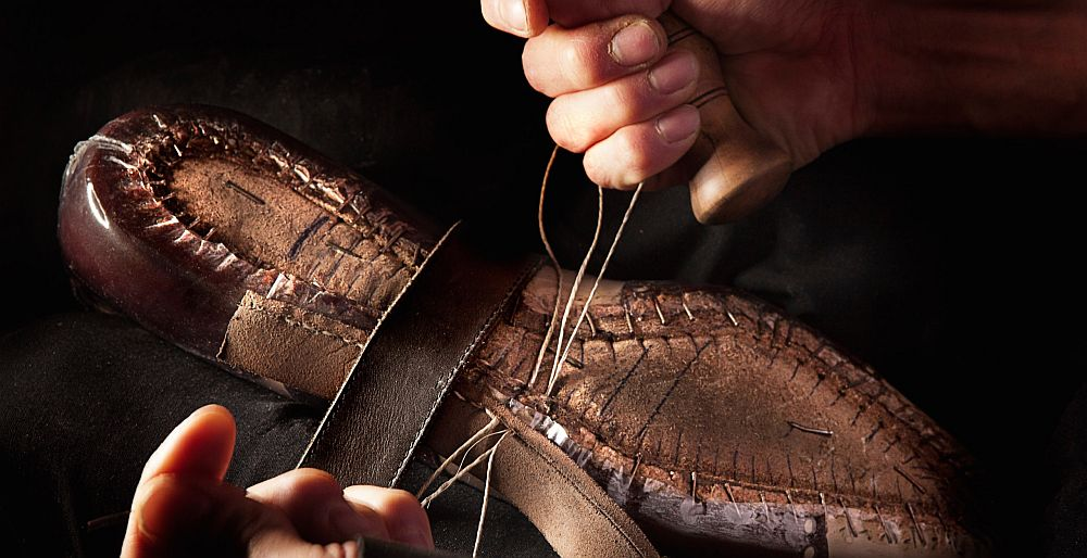 Luxury Shoes made by hand at Aubercy Bespoke