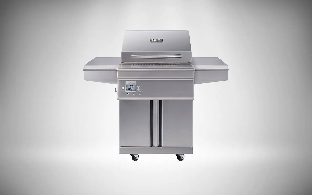 Memphis Grills Beale Street Wi Fi Ready Pellet Grill The 10 Best Pellet Grills in 2021 For a Smoky Flavor to Die For