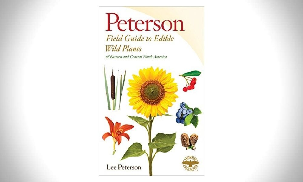 Peterson's Field Guide to Edible Wild Plant - Lee Allen Peterson