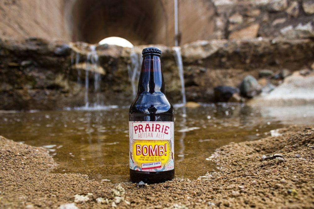 Prairie's Bomb! Coffee Beer