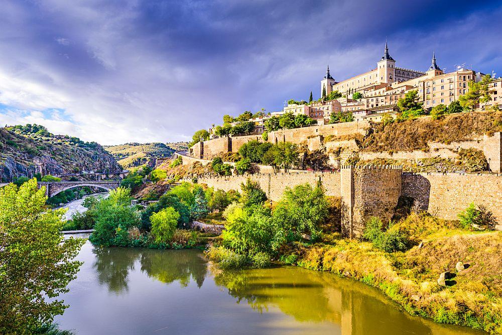 Toledo, Spain Old Town