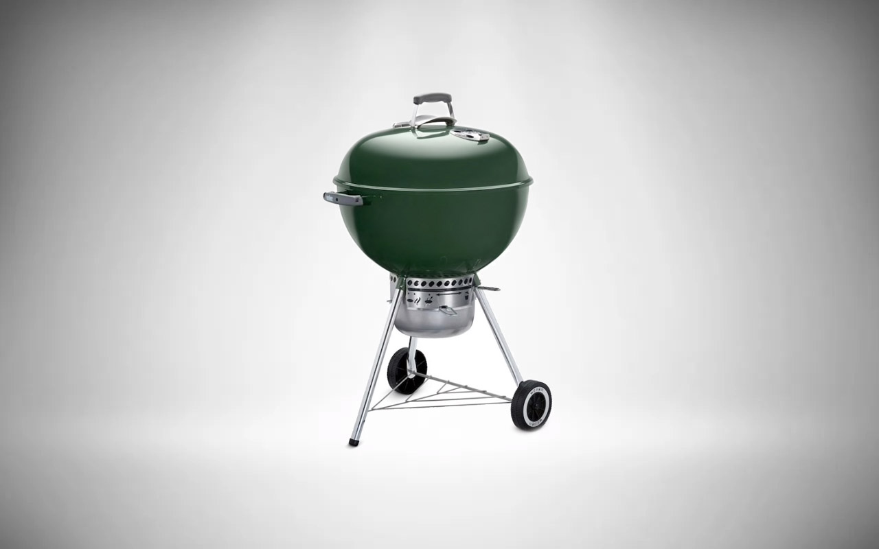 Weber Original Kettle Premium Charcoal Grill Rib Tips: The Best Grill Brands Money Can Buy Today