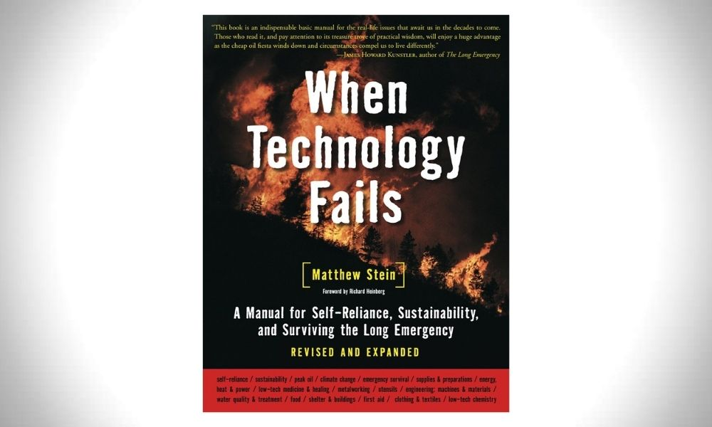 When Technology Fails - Matthew Stein