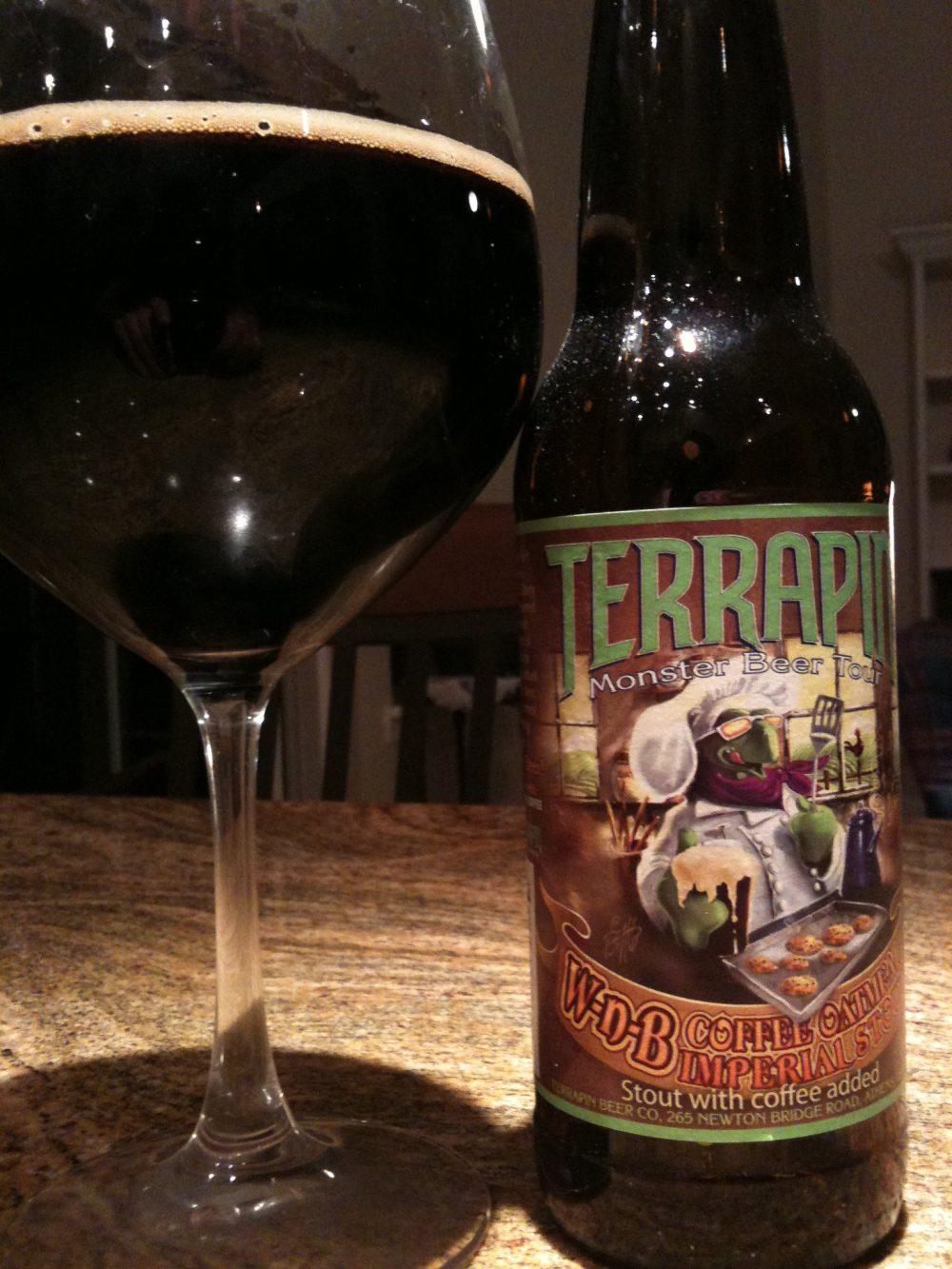 Terrapin's Wake-n-Bake Coffee Oatmeal Imperial Stout