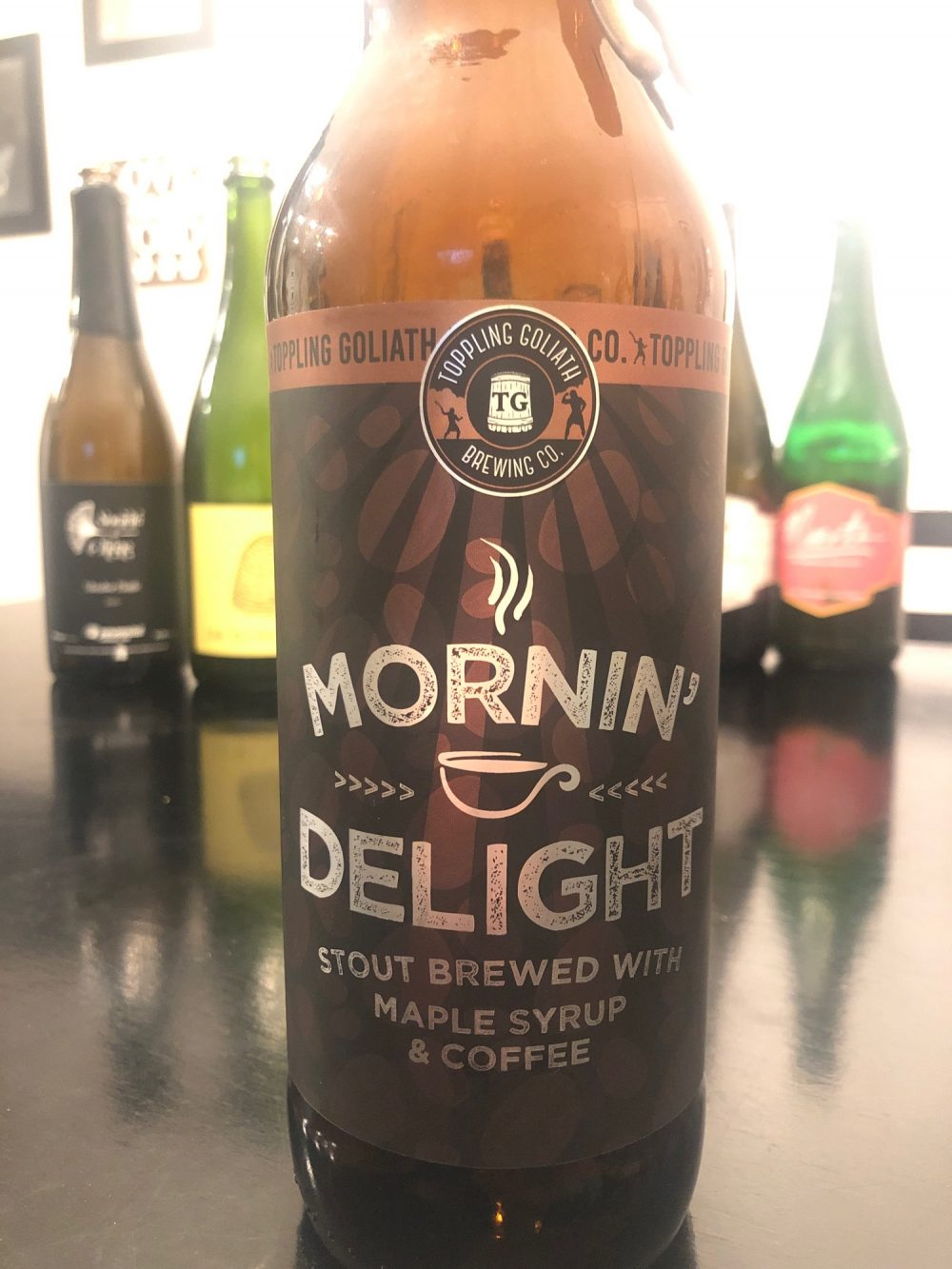 Toppling Goliath's Mornin' Delight