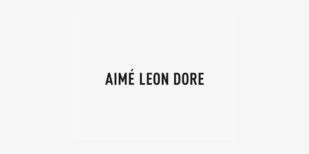 Aimé Leon Dore best men's clothing websites