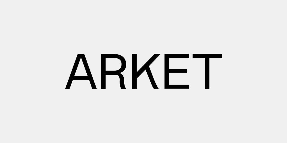 Arket best men's clothing websites