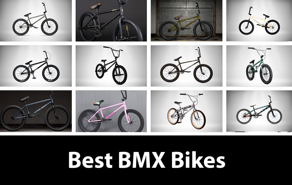 Best BMX Bikes Header 13 Best Complete BMX Bikes for Racers, Tricksters, and Flyers