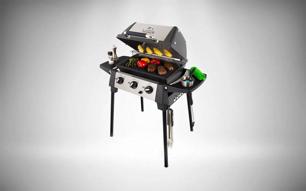 Broil King Porta-Chef 320 Portable Propane Gas Grill