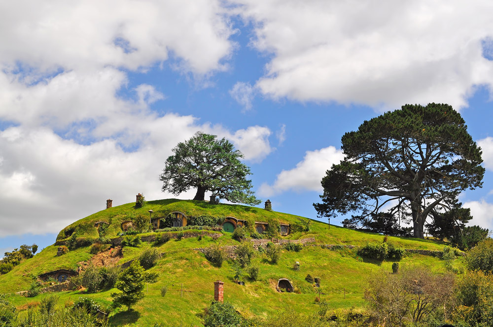 Hobbiton - Matamata, New Zealand