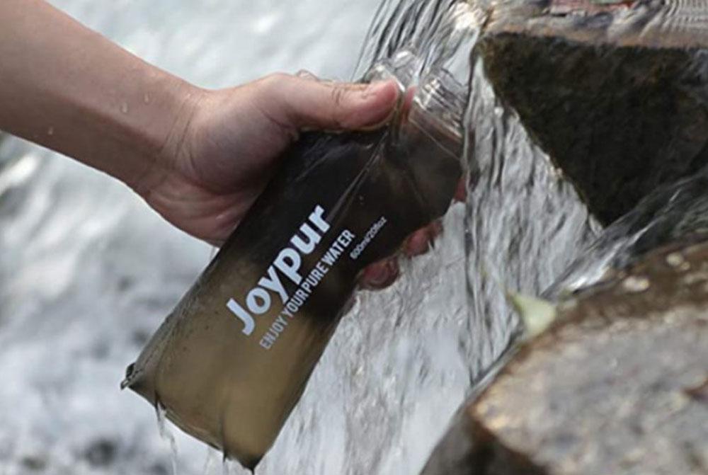The flexible, foldable Joypur
