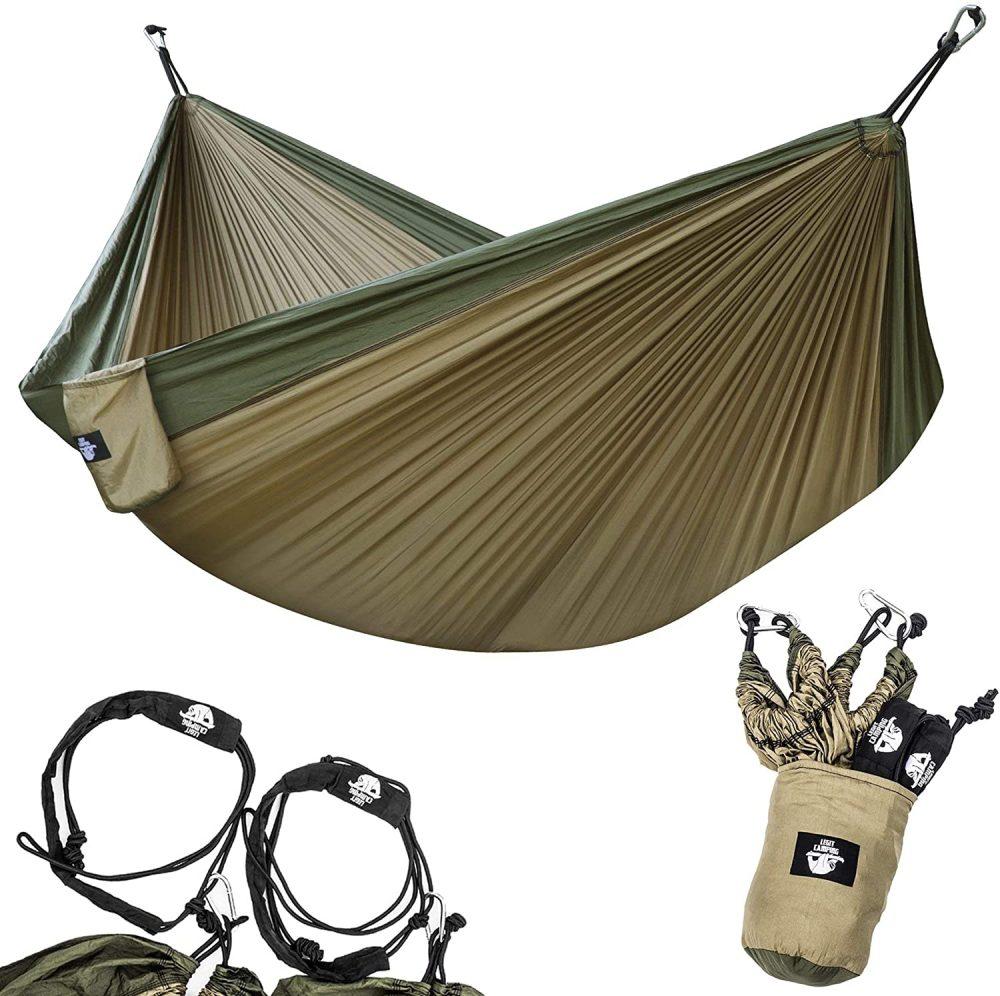 Legit Double Camping Hammock