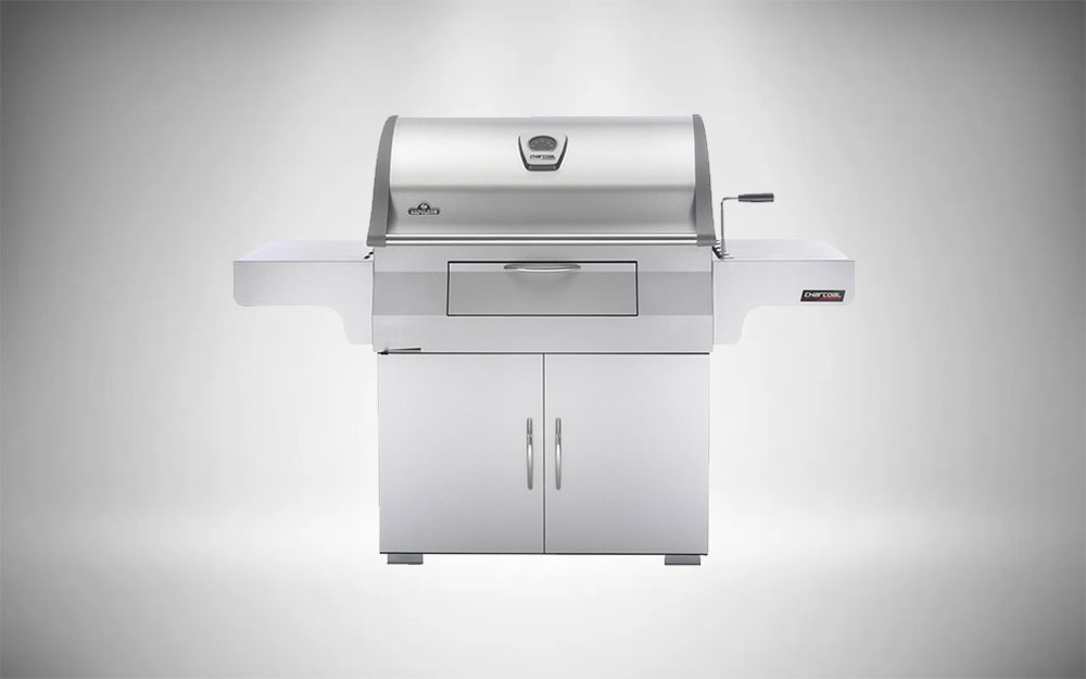 The Freestanding Charcoal Grill from Napoleon