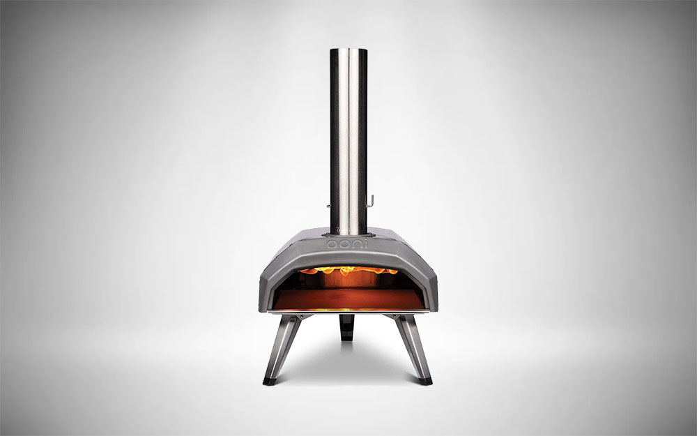 Ooni Karu 12 Wood and Charcoal-Fired Portable Pizza Oven