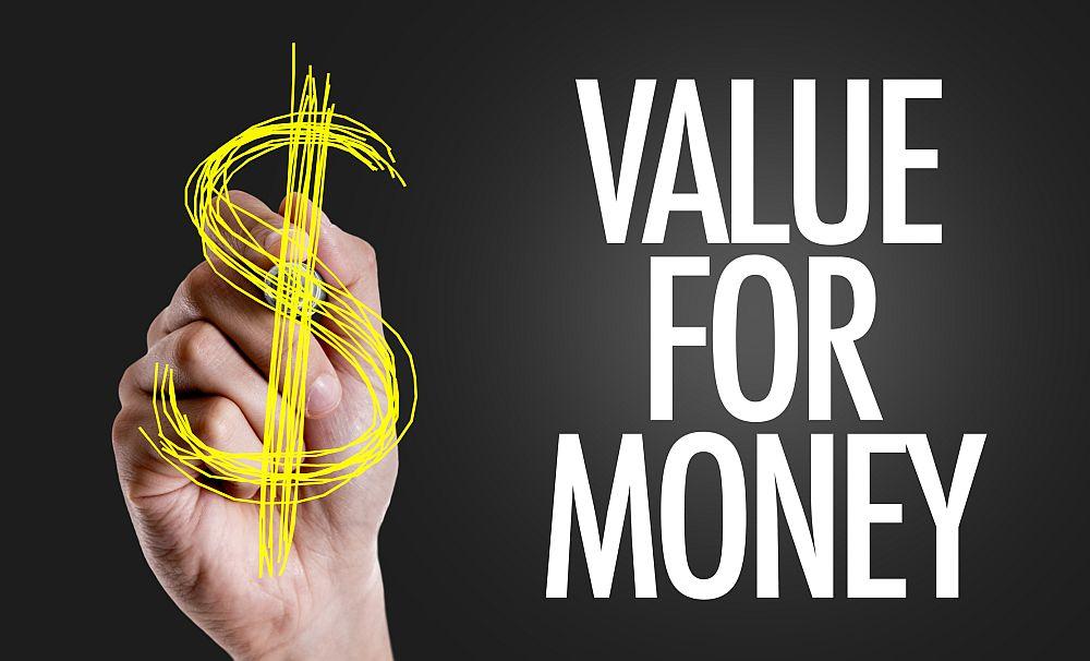 Value for money - denim jackets