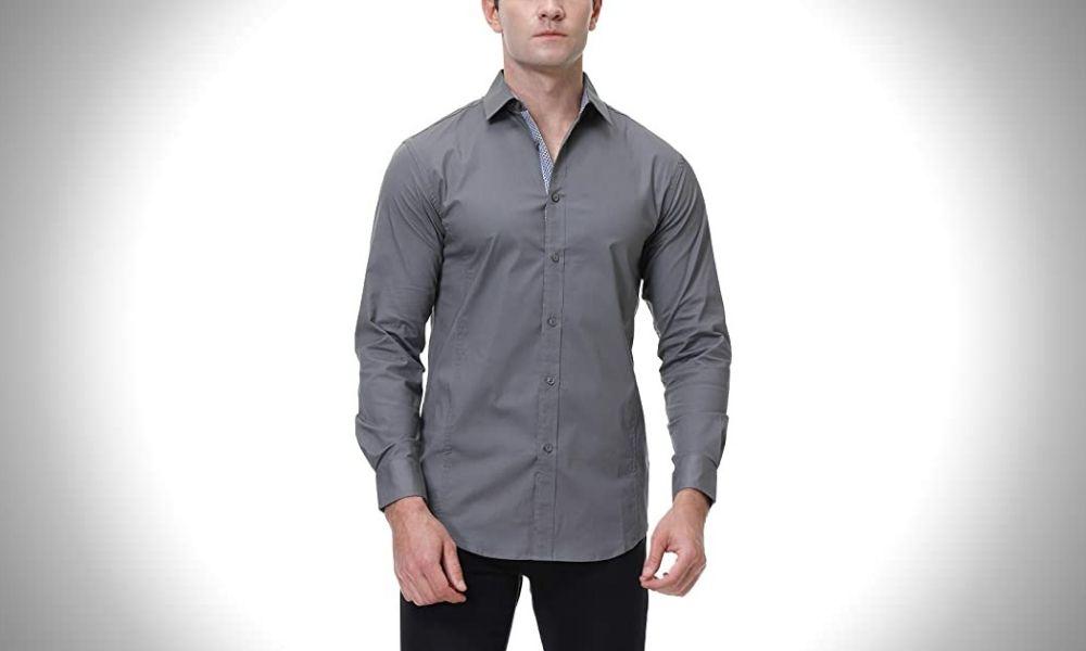 Alex Vando Men's Dress Shirts