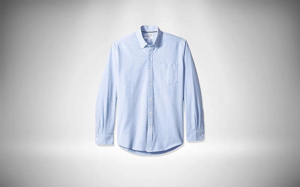 Amazon Essentials Regular Fit OCBD Minimalist Wardrobe essential