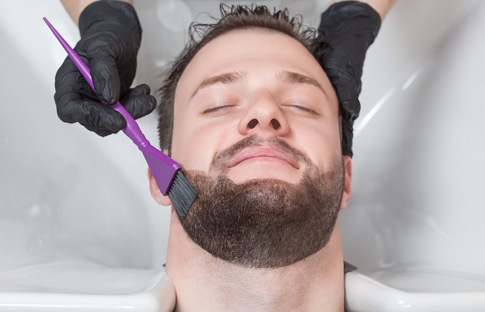 Apply the Dye to Your Beard