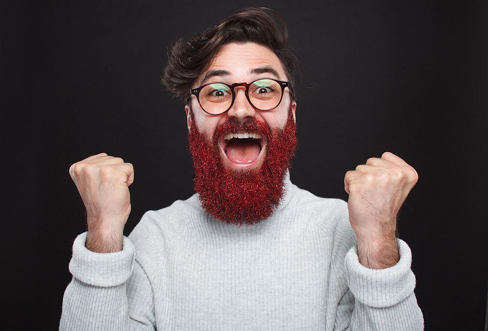 Beard Dye Beard Dye and Coloring Guide   Should I Dye My Beard?
