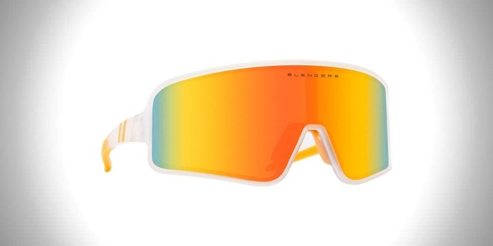 Blenders Eyewear Eclipse 80s Mirror Sunglasses