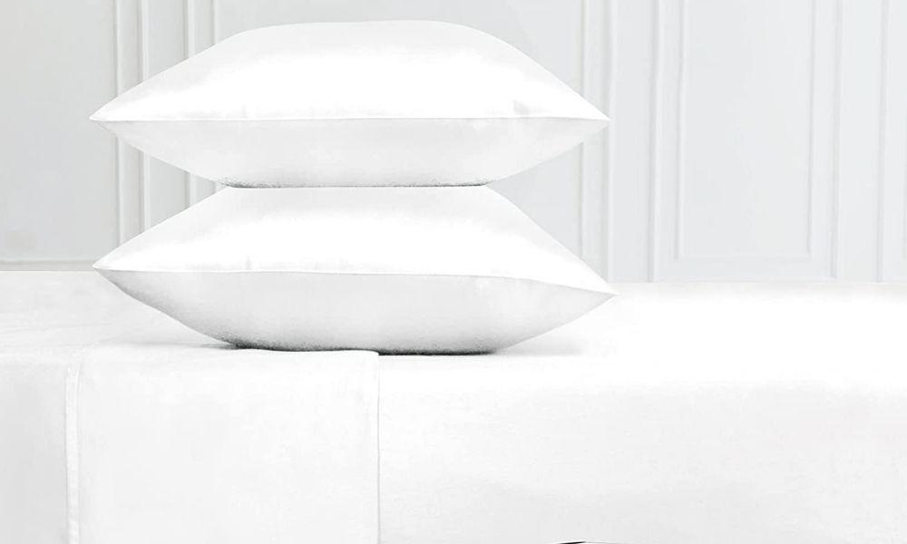 California Design Den luxury cotton bed sheets
