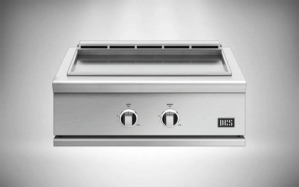 DCS Series 9 Built In Outdoor Griddle Grill
