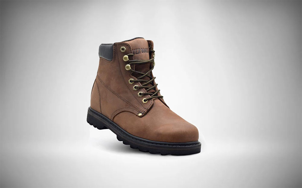 Ever Boots Tank Full-Grain Leather Boot Essential Footwear for Men's Minimalist Style