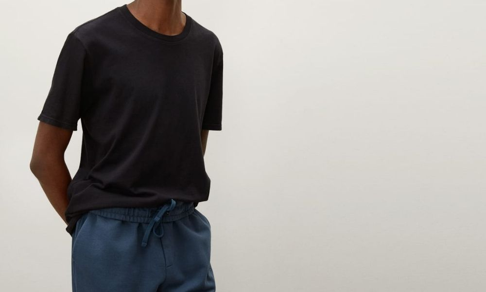 Everlane The Organic Cotton Crew Cool T-Shirts for Men