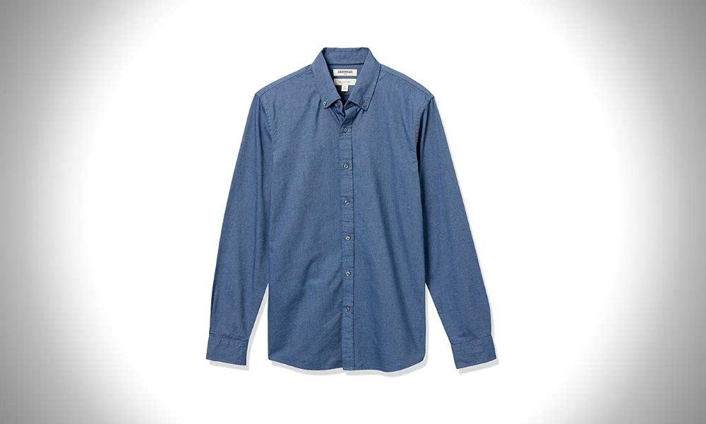 Goodthreads The Perfect Blue Oxford Shirt