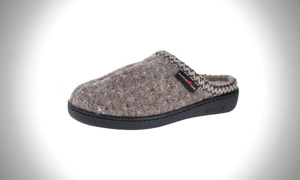 Haflinger Adult Classic Hardsole Slippers