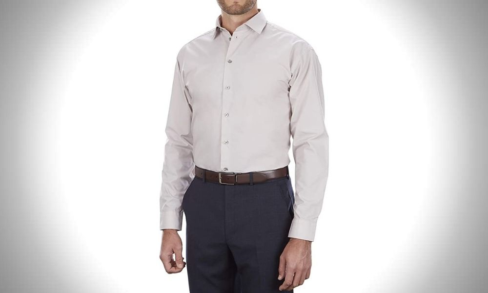 Kenneth Cole Unlisted Men's Dress Shirt