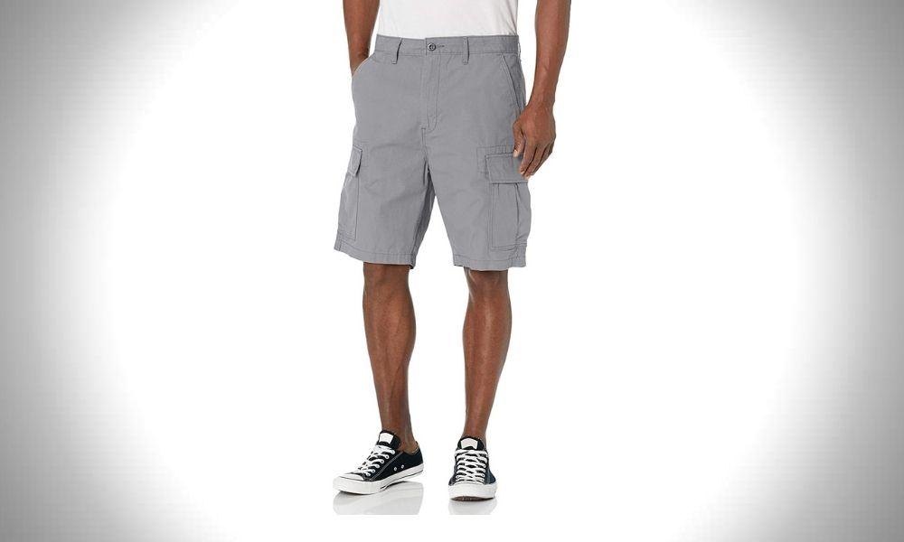best mens shorts brands Levi's Men's Carrier Cargo Short