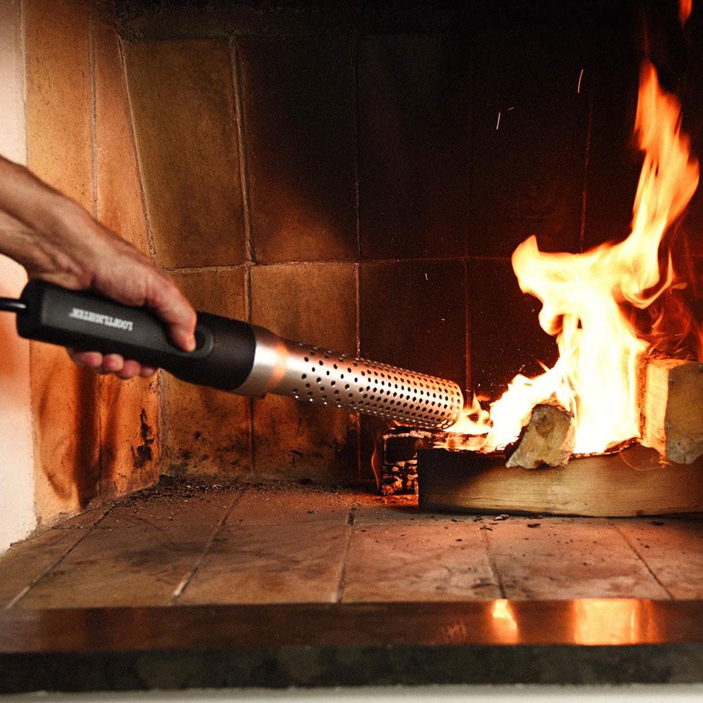 Looftlighter Electric Firestarter for Charcoal Grills