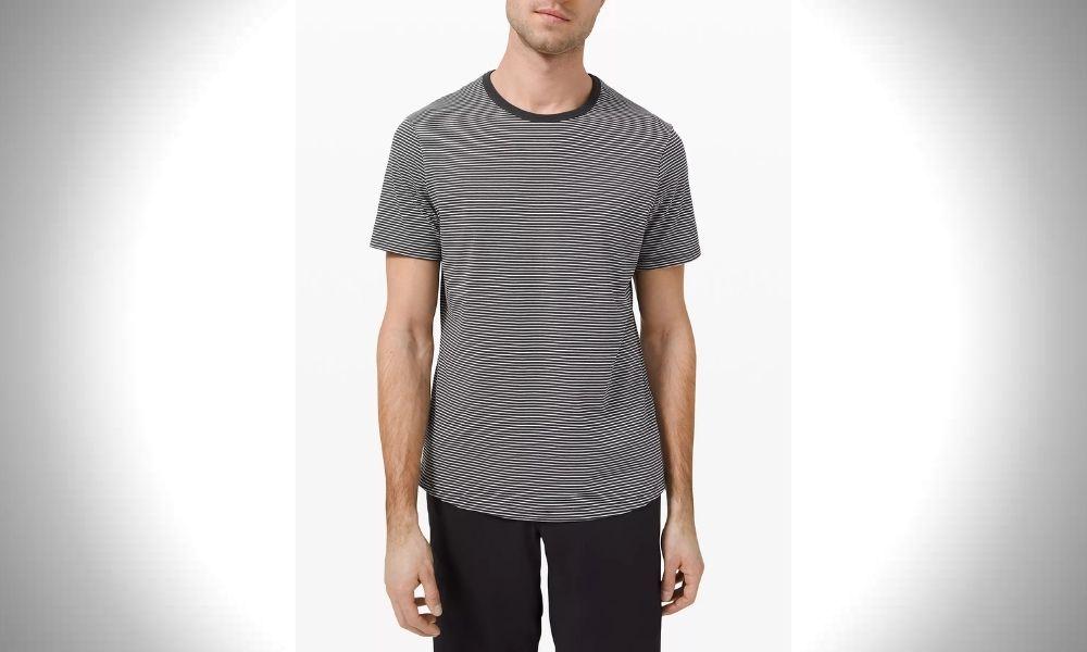 Lululemon 5 Year Basic Tee Cool T-Shirts for Men