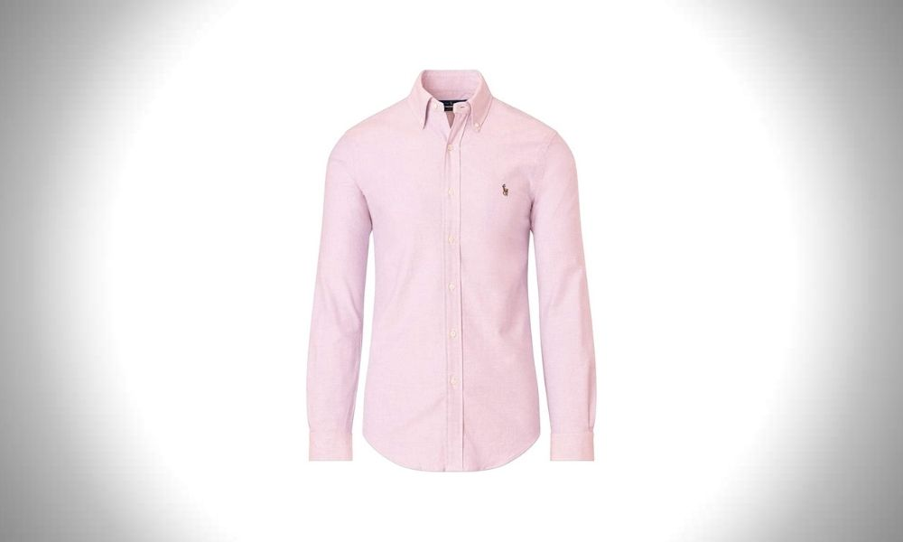 Polo Ralph Lauren Classic-Fit Mens Long Sleeve Oxford Shirts