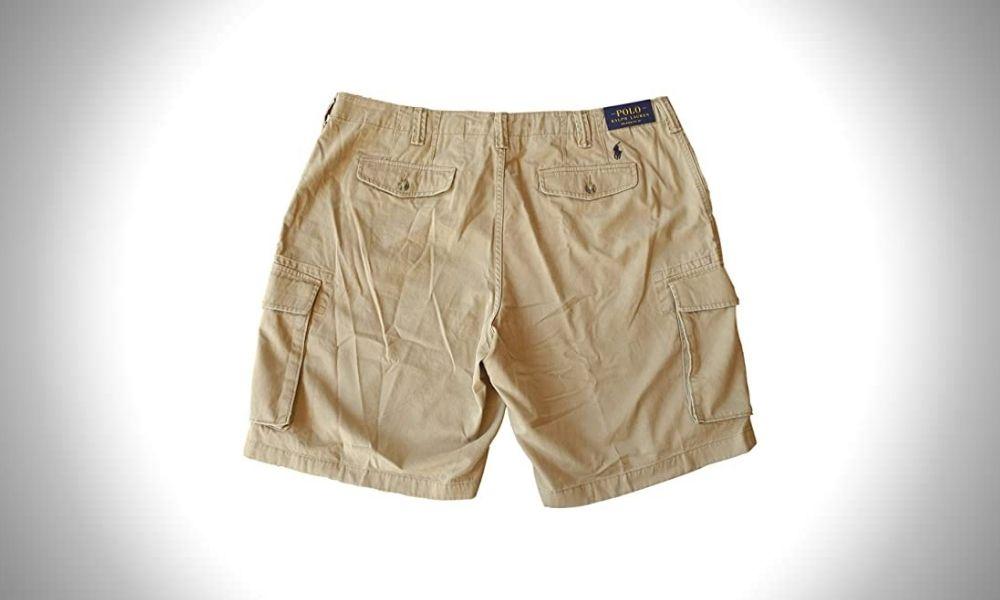 Polo Ralph Lauren Men's Relaxed Fit Cargo Shorts - best mens shorts brands