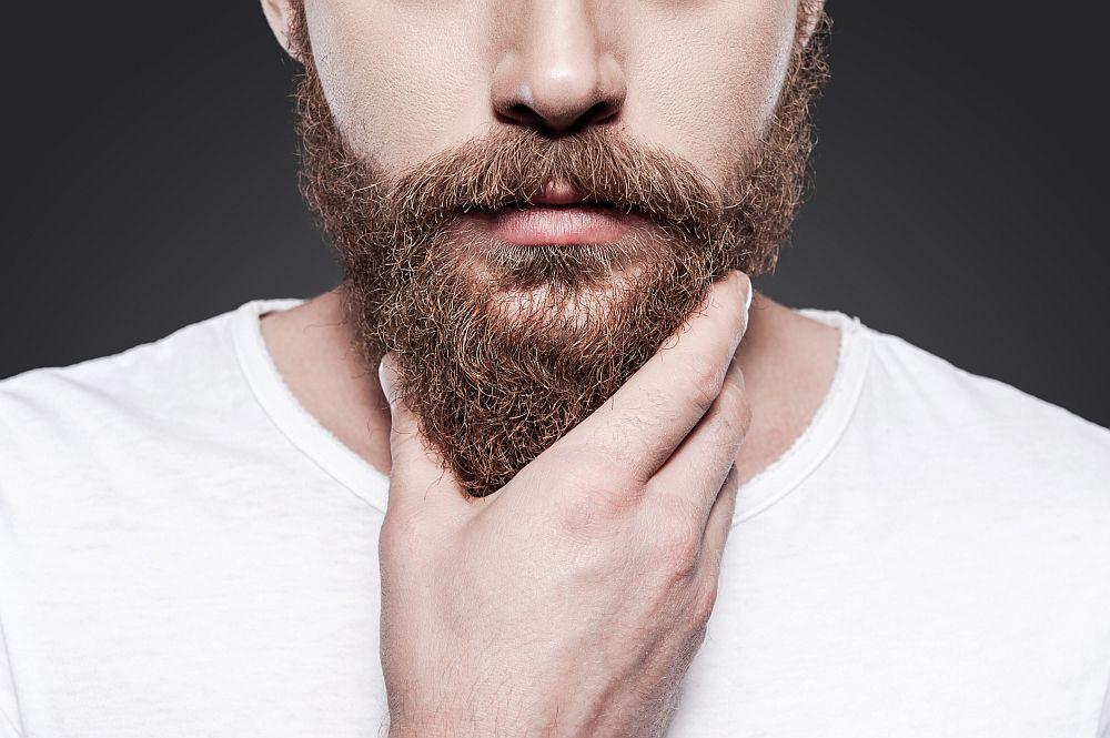 Should I dye my beard