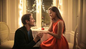 Should I propose before or after dinner?