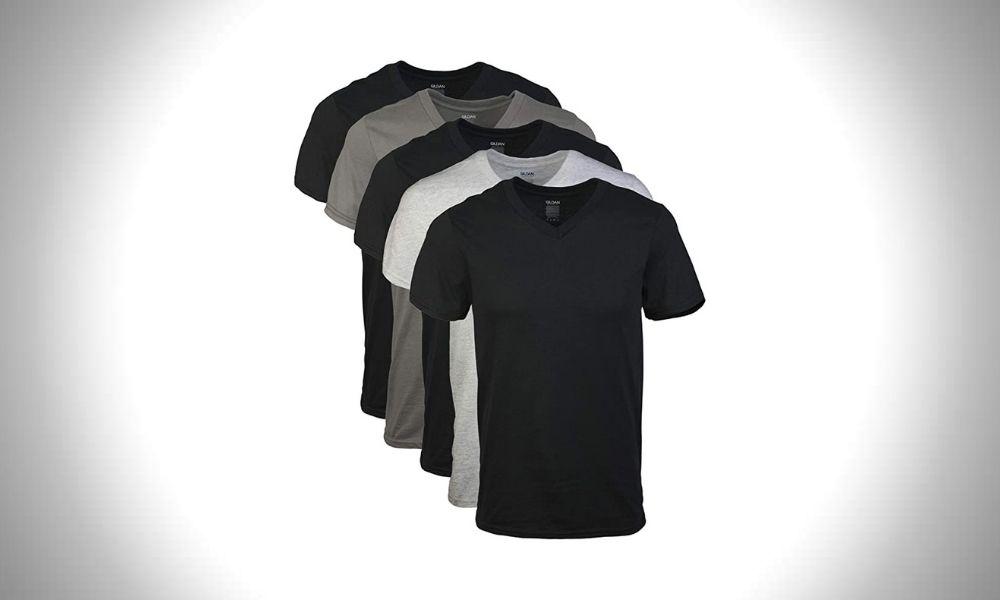Gildan T-shirt - minimalist style men