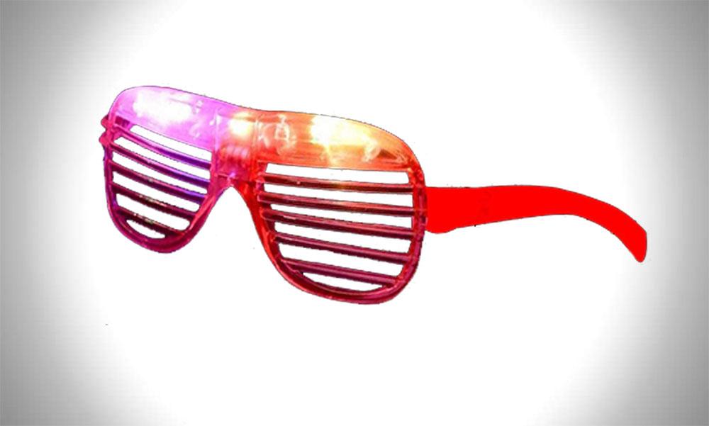 TURNMEON LED Shutter Shades