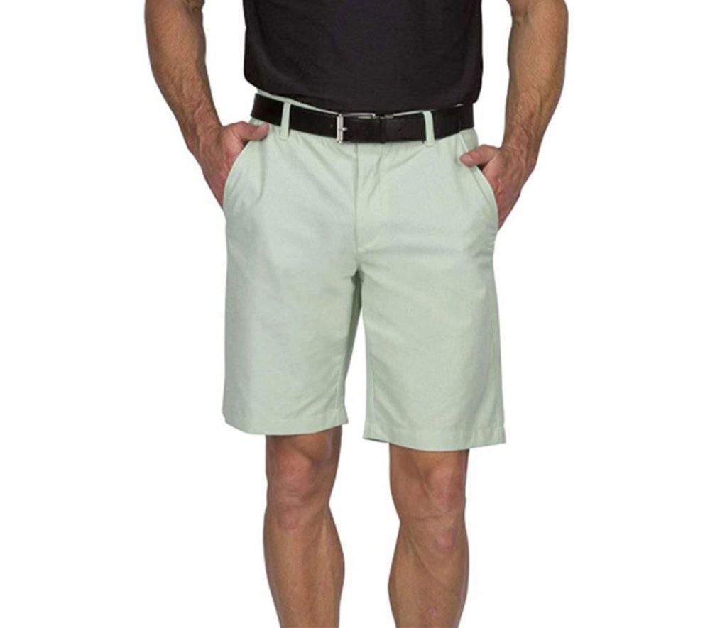 Three Sixty Six Dry Fit Golf Shorts Minimalist Shorts for Men