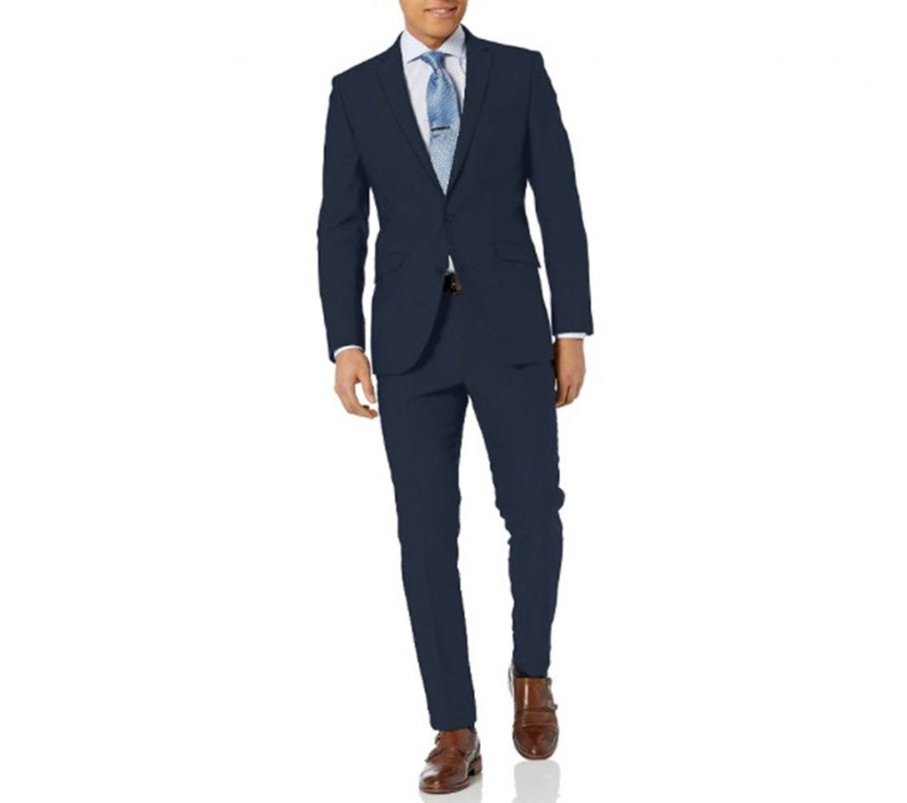Unlisted by Kenneth Cole 2-Piece Suit Essential for Men's Wardrobe