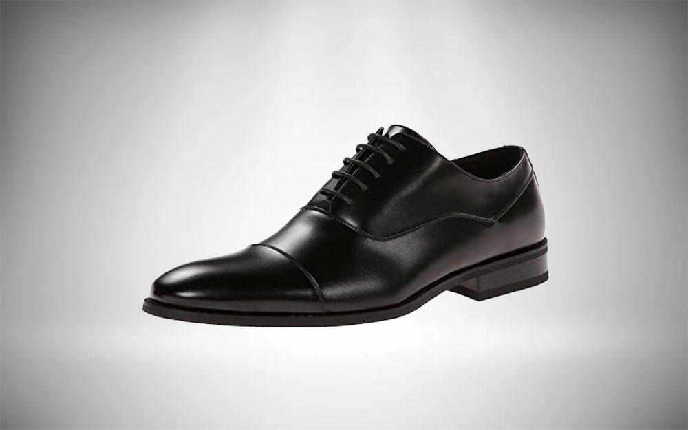 Unlisted by Kenneth Cole Half Time Oxford Minimalist Wardrobe Staple Shoe